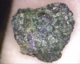 Beautiful Color Change Alexandrite specimen