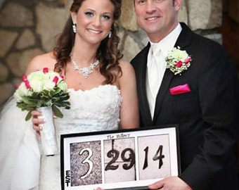 Remember the Date-Wedding/Anniversary