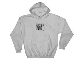 Little Elephant - Hooded Sweatshirt