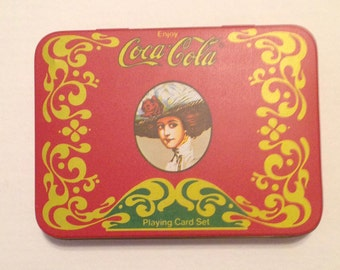 Coca Cola Playing Card Set #1043