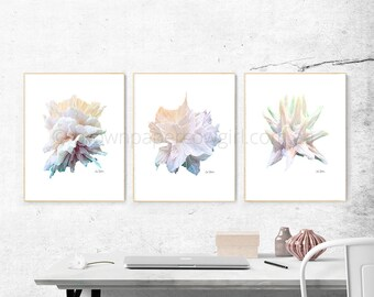 Printable art set - Art print set – Downloadable art set – Printable wall art set - Digital print set - Digital download – Wall decor set