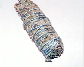 Ceremonial - Sage - Cedar - Sweetgrass Smudge Bundle