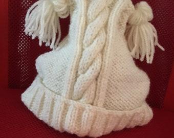 Baby/Toddler/Childs Tassel Hat