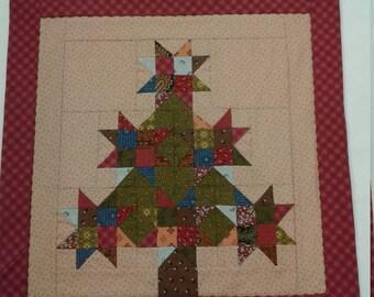 Starry little Christmas Tree