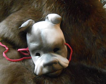 BJD mask Bulldog