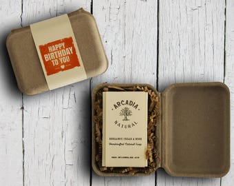 Birthday gift, Handmade soap gift, Gift for him, Gift for men, Especially for you, Eco-friendly box, Christmas gift for him