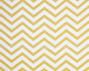 "Fabric Remnant - Sleek Chevron Pearlized - Glitz - Michael Miller Fabrics - 46""x14"""