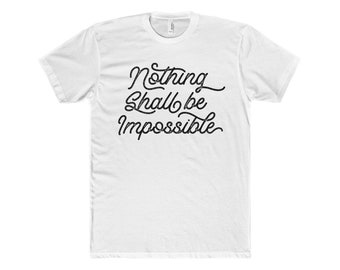 NOTHING | Mercy Market | Made in America | T-Shirts Change Lives
