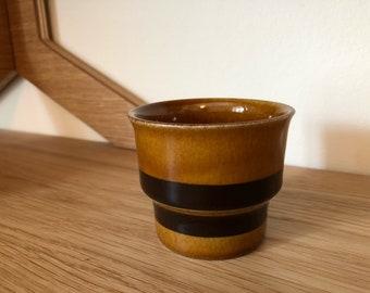 Höganäs Keramik Sweden Sugar Cup Stoneware