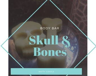 SKull and Bones Body Bar