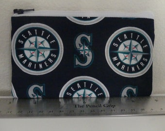 Small Seattle Mariners Pouch