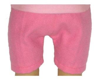 American Girl Shorts - Bright Pink