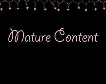 Open Necklace (Mature)