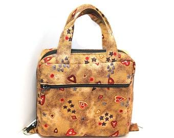 Essential Oil Case Holds 20+ Bottles Essential Oil Bag - Choose your fabric - set 1