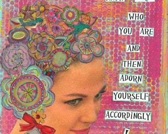 Adorn Yourself