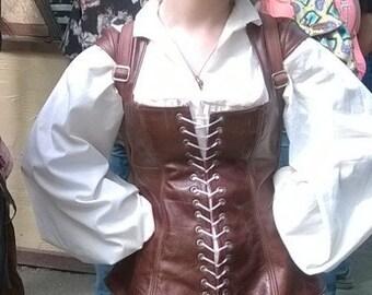 Leather Women's Jerkin