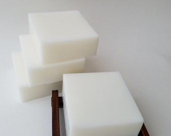 Amber Romance - Shea Butter Body Soap -  Large 6.5 oz Bar