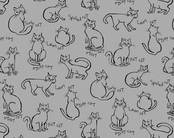 Meow - Cats Gray from Cosmo