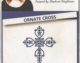 """dies tattered lace """"ornate cross"""""""