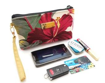 Hawaii Wristlet - iPhone 6+, Samsung 8+
