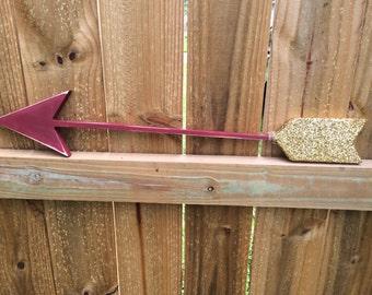 Wooden Arrow/FSU Arrow/Nursey Arrow