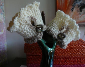 arm warmers - fingerless gloves women