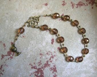 Ganymede Pocket Prayer Beads: Cupbearer of the Gods