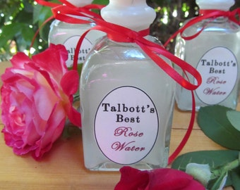 Rose Water, 19th century cologne