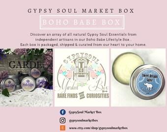 Gypsy Soul Market Box