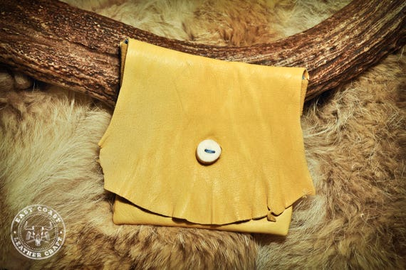 Leather Pouch SALE
