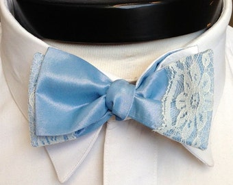 The Walt - Our Disney Inspired bowtie in Cinderella colors