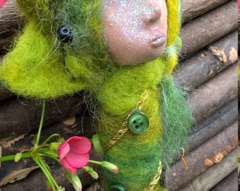 Nature Spirit Doll
