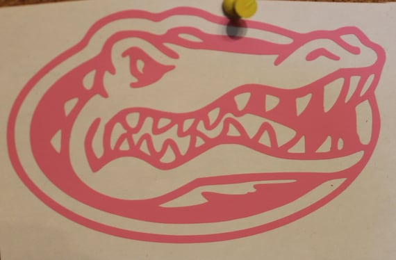 Gators Flordia  Decal Sticker