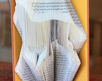 Horse Book Folding