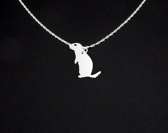 Gopher Necklace - Gopher Jewelry - Gopher Gift