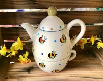 Bug Tea for Ones