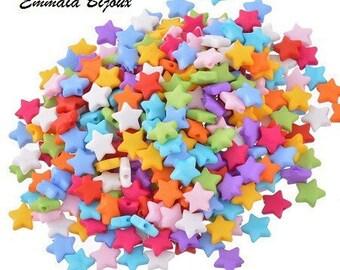 Star 9 x 9 mm 40 beads