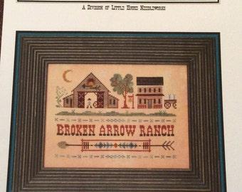 Pattern-Broken Arrow Ranch by Tumbleweeds (Little House Needleworks)
