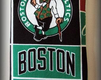 eyeglass case - sunglasses case - glasses case - Boston Celtics - Boston Celtics glasses case - Celtics glasses case - Celtics sunglass case