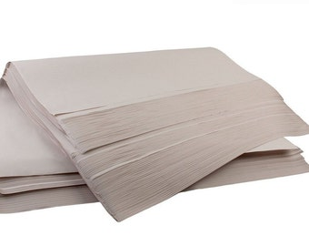 """Recycled Newsprint Packing Paper Sheets - 24x36"""" - Wrapping - Bulk"""