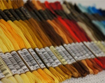 Embroidery Floss by ANCHOR - 96 skeins