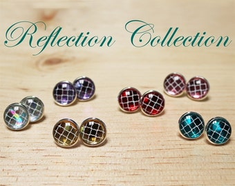 Pretty Patterns | Reflection Collection Earrings