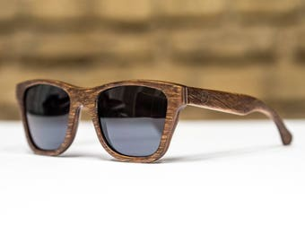 Real wooden Sunglasses, Brown wood Sunglasses, Polarized Wooden Sunglasses   Sunglasses Men   Sunglasses For Women
