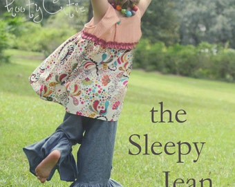 BG Original The Sleepy Jeans pdf pattern