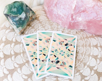 Three Card Intuitive Reading (The Fountain Tarot)
