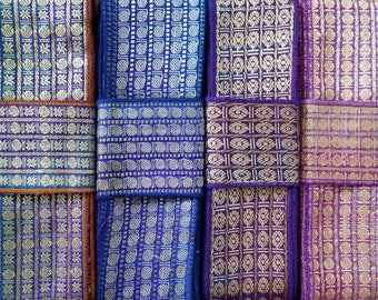 Vintage Sari borders, Sari Trim SR597