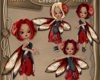 Ladybug Fairy 1