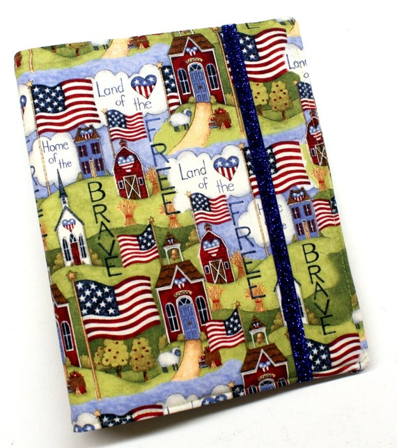 Home of the Brave WIP Tracker Cover and Binder