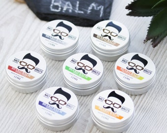Mo Bro's - Beard & Skin Conditioning Balm 15ml 6 Various Scents