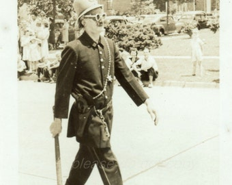 Keystone parade cop